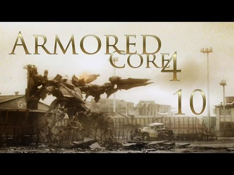 Armored Core 4: 10 Red Sea
