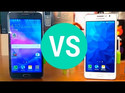 Samsung Galaxy Grand Prime vs Grand Max