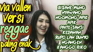 Via Vallen Versi Reggae Paling Enak 2020 Full Album