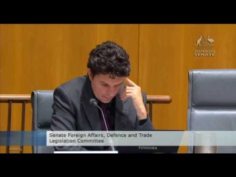 Senator Ludlam asks Defence about drones, climate security and US marines in Darwin