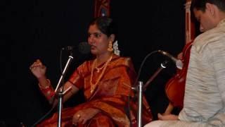 Charulatha Mani - Music Season 2013 Concert