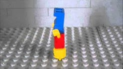 You Spin Me Right Round Lego Style