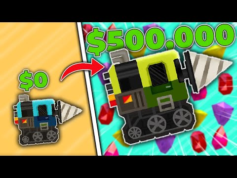 Upgrading my drill to EXTREMES for RICHES in Super Motherload |