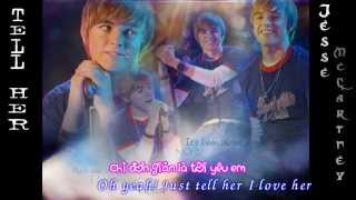[VietSub+EngSub] Jesse McCartney - Tell Her