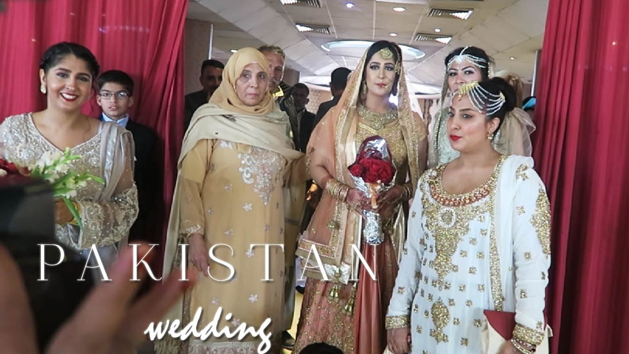 My sisters pakistani wedding youtube for Dress for my brothers wedding