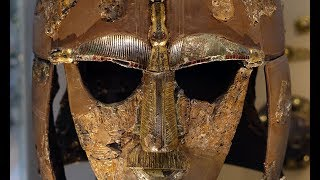 Sutton Hoo, an Anglo-Saxon treasure collected across Europe and Asia