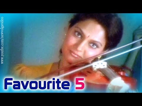 Favourite 5 - Back 2 Back Telugu Hit Video Songs