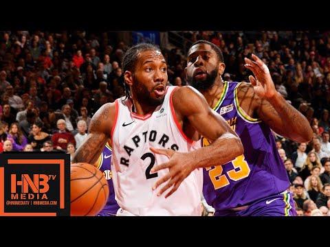 Toronto Raptors vs Utah Jazz Full Game Highlights | 01/01/2019 NBA Season