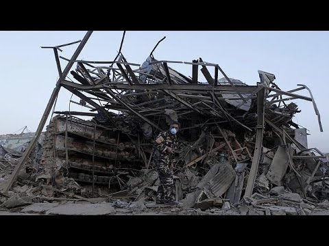 Taliban Bombs Bagram Air Base, Fatalities Reported
