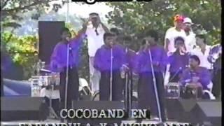 POCHY FAMILIA Y LA COCOBAND (Bronx Nueva York 1990) A Mi Que Me Importa, Ay Pero Que Calor