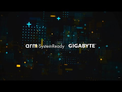 技嘉獲得安謀 ARM SystemReady 獎盃認可