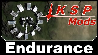 KSP Mods - Endurance From Interstellar