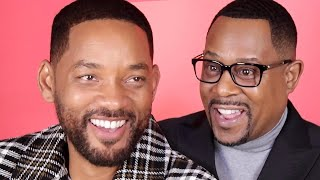 Will Smith And Maŗtin Lawrence Take A BuzzFeed Quiz