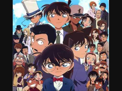 Detective Conan Theme Song: Kimi Ga Ireba