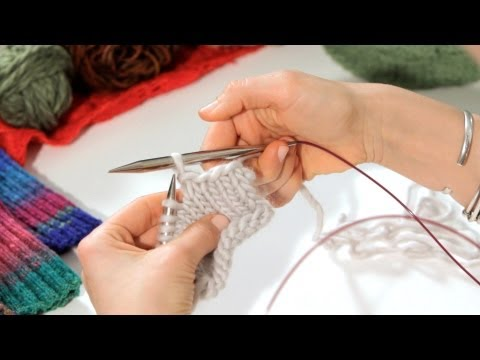 How to Bind Off | Knitting