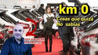 OPERACIÓN BARCELONA: ¿SON LOS Km0 y SEMINUEVOS ALTERNATIVA BUENA al COCHE NUEVO? CLAVES (I)