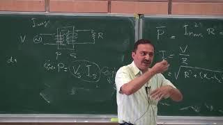 فیزیک ۲ - محمدرضا اجتهادی - دانشگاه صنعتی شریف - جلسه بیستم - خلاصه و یادآوری