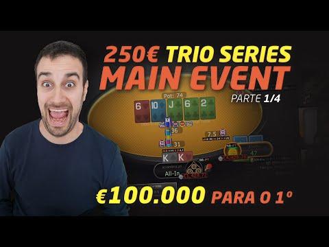 Supercut Trio Series Main Event pt.1 (2020-06-07) | André Coimbra