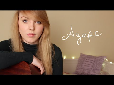 'Agape' by Bear's Den - Megan Collins (cover)