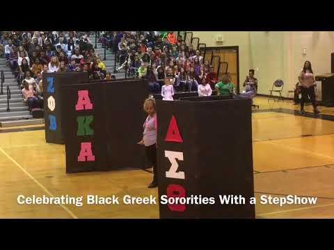 2018 BLACK HISTORY PROGRAM@McADORY MIDDLE SCHOOL—Alabama's 13th Most Racially Diverse Public School