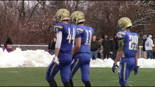 2014 Colonials Football Highlight Dec 2014