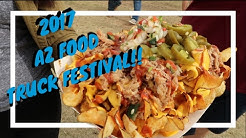 Arizona 2017 Food Truck Festival