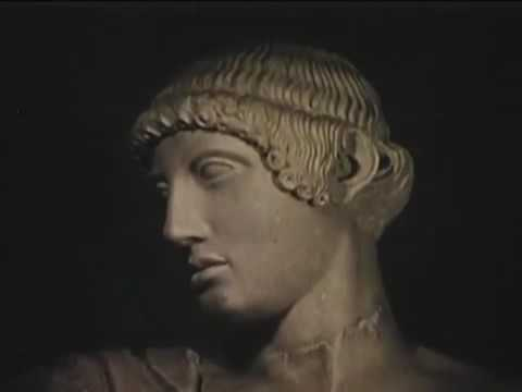 The Ancient World / Greece (1955) / Fascinating Rare Film (Part 1)