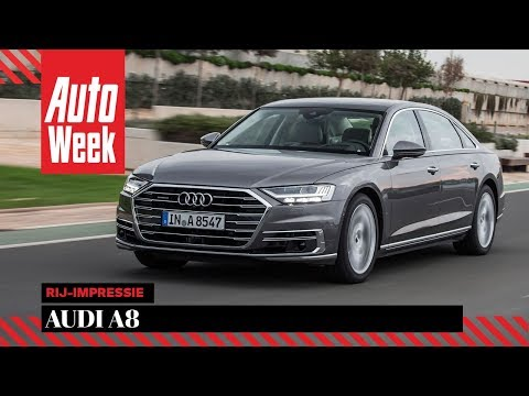 Audi A8 - AutoWeek Review