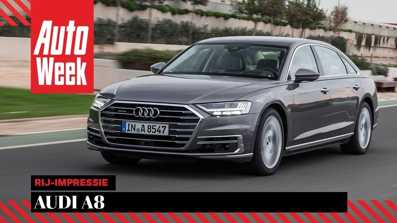 Audi A8 - AutoWeek Review