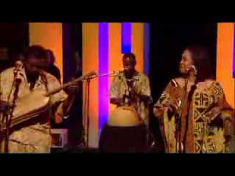 Bassekou Kouyate and Ngoni Ba at the Jools Holland