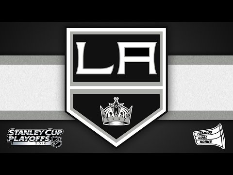 Los Angeles Kings 2018 Playoffs Goal Horn