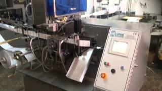 Оборудование для производства медицинских салфеток 5х5(Оборудование для производства и упаковки влажных и увлажненных салфеток в пакеты саше по 1шт. Применяется..., 2014-07-15T12:33:35.000Z)