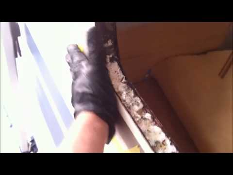 DIY fix for delamination and rotted camper wall- Composet SLV epoxy