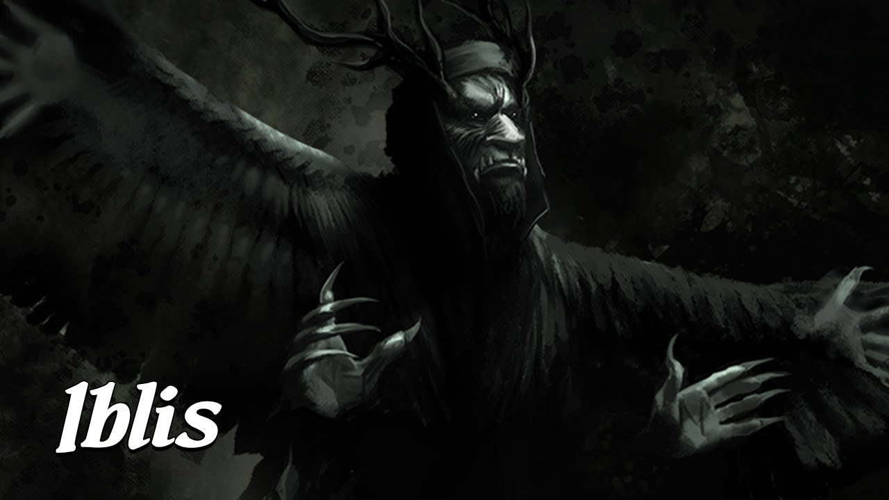 Iblis: The Devil of Islam (Angels & Demons Explained)