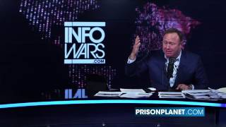 """ALEX JONES: """"I Was Told By A Genetic Engineer..."""""""