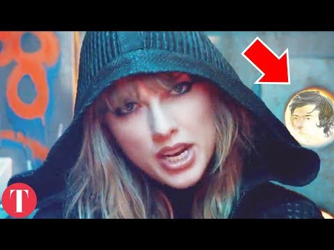 10 Things You MISSED In Taylor Swift's