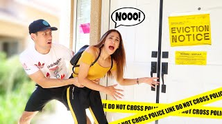 WE'RE LOSING OUR NEW HOUSE!! *Prank On Wife* (Bad Idea) | Jancy Family