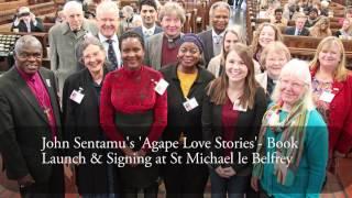 John Sentamu's 'Agape Love Stories' - Book launch & signing