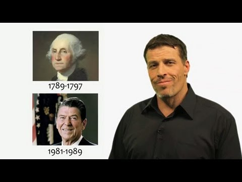 The National Debt And Federal Budget Deficit Deconstructed - Tony Robbins