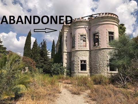 ABANDONED MANSION IN PORTUGAL!