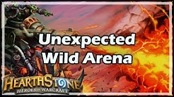 [Hearthstone] Unexpected Wild Arena