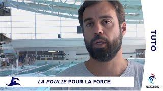 TUTO NATATION #3: La poulie avec Romain Barnier et les nageurs français