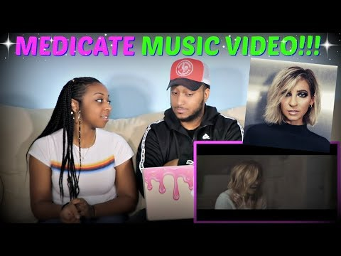 """Medicate"" by Gabbie Hanna (Official Music Video) REACTION!!! Mp3"