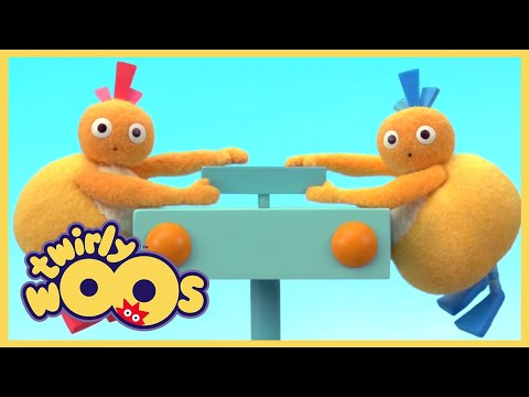 Twirlywoos | Big Twirlywoos Compilation! 4 | Best Moments | Fun Learnings for kids