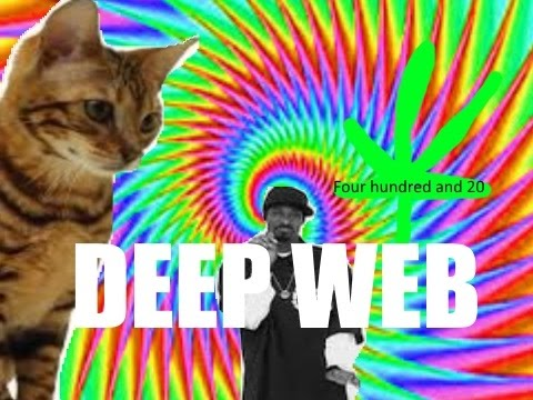 Deep Web: CAT FACTS and WEED!