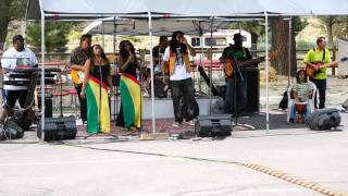 House of Joy- Praise Jah At Fire On The Mountain 2015