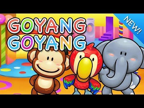 Lagu Anak Indonesia | Goyang Goyang
