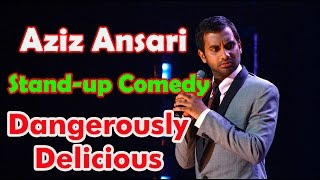 █▬█ █ ▀█▀ Aziz Ansari Dangerously Delicious Stand Up Comedy Full Show 2012