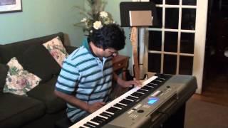 Download Hindi Video Songs - Mukkala Muqabla on digital piano.