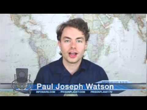 Michael Savage Interviews Paul Joseph Watson on Obama Russia Ukraine and More - 3-4-14